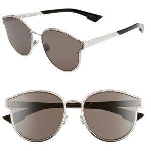 💙2xHP💙 Christian Dior Symmetrics 59mm Sunglasses